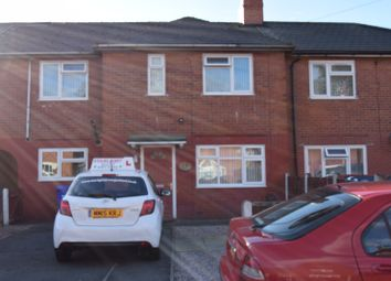 Thumbnail 3 bedroom terraced house to rent in Thelwall Avenue, Manchester, Greater Manchester
