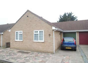 Thumbnail 2 bed detached bungalow for sale in Edgware Road, Clacton-On-Sea