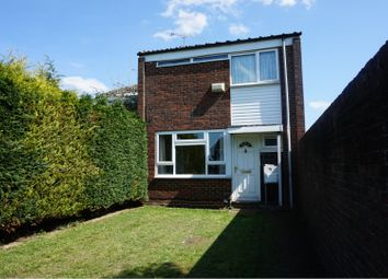 Thumbnail 3 bed end terrace house for sale in Spackmans Way, Slough