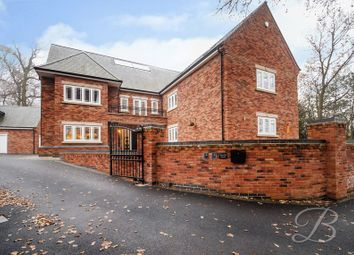 Thumbnail 5 bed detached house for sale in Lichfield Lane, Mansfield