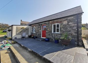 Thumbnail 1 bed cottage to rent in Trecadifor, Dinas Cross, Newport