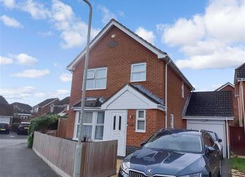 3 bed detached house for sale in Hawthorn Road, Kingsnorth, Ashford, Kent TN23