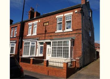 Thumbnail 3 bed semi-detached house for sale in Conisborough, Doncaster