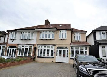 Thumbnail 6 bed semi-detached house for sale in Abbotswood Gardens, Clayhall, Ilford