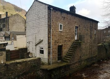 Thumbnail 3 bed detached house for sale in Burnley Road, Todmorden