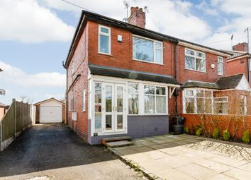 Thumbnail 3 bed semi-detached house for sale in Sandon Old Road, Stoke-On-Trent, Staffordshire
