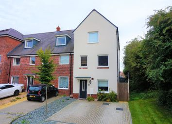 Thumbnail 4 bedroom end terrace house for sale in Colby Street, Maybush, Southampton
