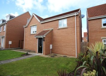 Thumbnail 2 bed flat for sale in Woodside Drive, Boldon Colliery