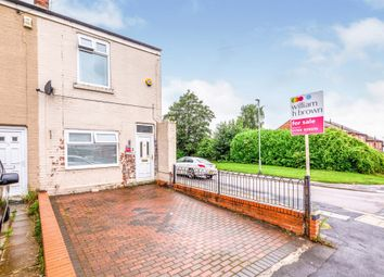 Thumbnail 3 bed end terrace house for sale in St. Johns Road, Rotherham