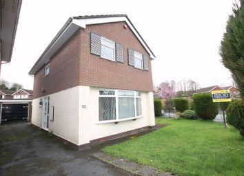 3 bed detached house for sale in Dorset Drive, Haydon Park, Biddulph ST8
