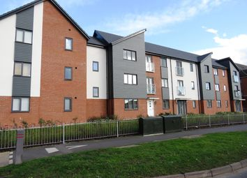 Thumbnail 2 bed flat to rent in Stokesay Close, Chelmsley Wood, Birmingham