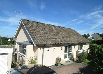 Thumbnail 3 bed detached bungalow for sale in Brunel Close, Bleadon Hill, Weston-Super-Mare