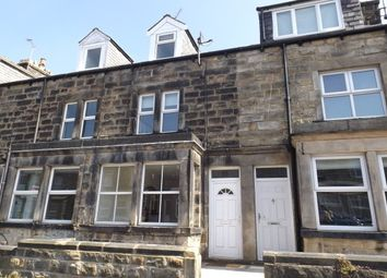 Thumbnail 3 bed terraced house to rent in Craven Street, Harrogate