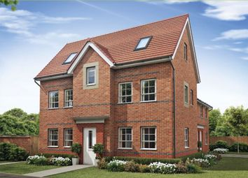 "Thumbnail 4 bed detached house for sale in ""Hesketh"" at Weston Hall Road, Stoke Prior, Bromsgrove"