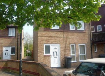 Thumbnail 3 bed terraced house to rent in Lessingham, Orton Brimbles, Peterborough