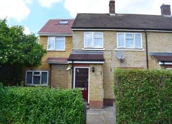 4 bed end of terrace for sale in Carmelite Walk