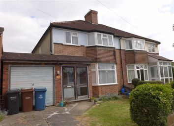 Thumbnail 3 bed semi-detached house for sale in The Highway, Stanmore, Middlesex