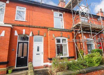 Thumbnail 2 bed terraced house for sale in Halvard Avenue, Bury