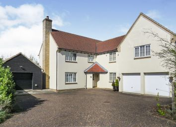 6 bed detached house for sale in Purley Road, Lower Cambourne, Cambridge CB23
