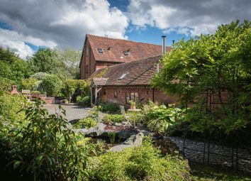 Thumbnail 3 bed barn conversion for sale in Finwood Road, Rowington, Warwick