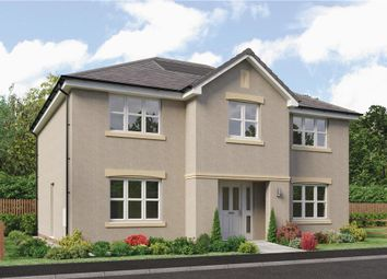 "Thumbnail 5 bed detached house for sale in ""Hopkirk"" at Lasswade Road, Edinburgh"