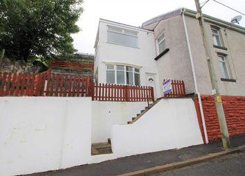 Thumbnail 3 bed semi-detached house for sale in George Street, Blaenllechau, Ferndale