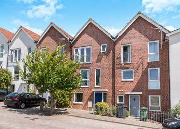 Thumbnail 4 bedroom terraced house for sale in Risinghurst Mews, Basingstoke