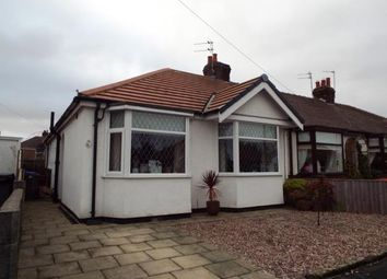 Thumbnail 2 bed bungalow for sale in Kendal Avenue, Blackpool, Lancashire