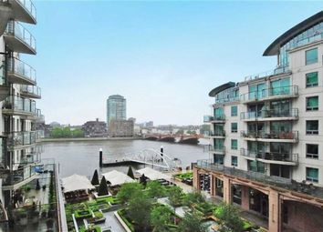 Thumbnail 2 bed flat to rent in Hamilton House, St George Wharf, London