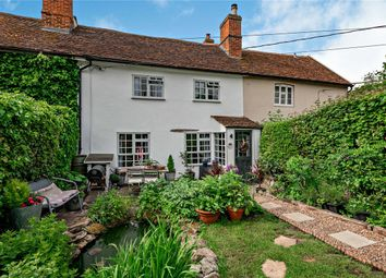 Thumbnail 3 bed terraced house for sale in High Street, Long Melford, Suffolk