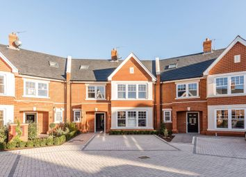 Thumbnail 4 bed property for sale in Hideaway Mews, Chiswick