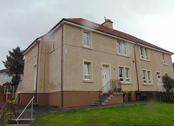 Thumbnail 2 bed flat for sale in Broomfield Street, Airdrie