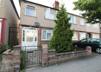 Thumbnail 3 bed end terrace house for sale in Kynaston Avenue, Thornton Heath