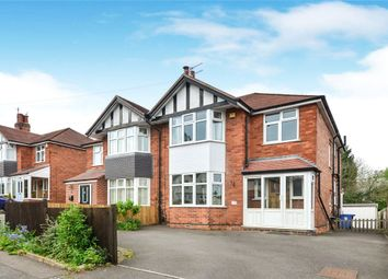 Thumbnail 4 bedroom detached house for sale in Gisborne Crescent, Allestree, Derby