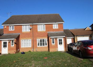 Thumbnail 3 bed semi-detached house to rent in Carroll Drive, Bedford