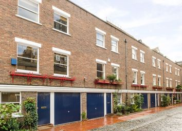 Thumbnail 3 bedroom property to rent in Shrewsbury Mews, Notting Hill
