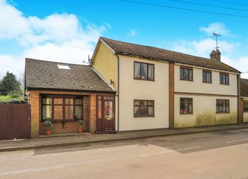 Thumbnail 4 bed semi-detached house for sale in Rugby Road, Lilbourne, Rugby