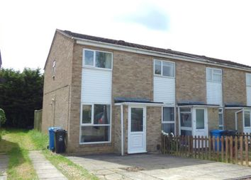 Thumbnail 2 bed end terrace house for sale in West Canford Heath, Poole, Dorset