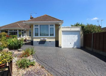 Thumbnail 2 bed bungalow for sale in Fairway Gardens Close, Leigh-On-Sea