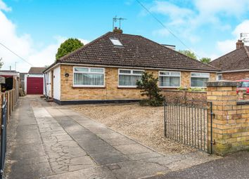 Thumbnail 3 bedroom semi-detached bungalow for sale in Stonehouse Road, Sprowston, Norwich