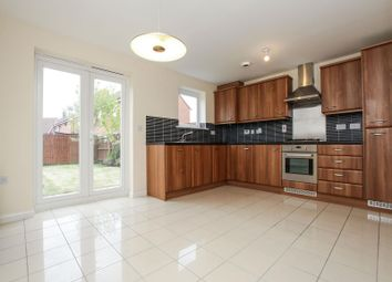 Thumbnail 4 bedroom town house to rent in Lancaster Gate, Upper Cambourne, Cambridge