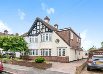 Thumbnail 4 bed semi-detached house for sale in Brookmead Avenue, Bromley