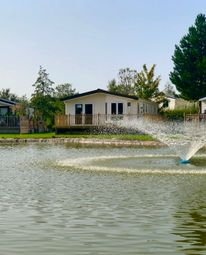 Thumbnail 2 bed lodge for sale in St Andrews, Kirkgate, Tydd St Giles, Wisbech, Cambridgeshire