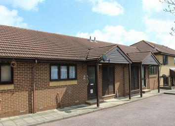 Thumbnail 1 bed terraced bungalow for sale in River View, Eastling Close, Twydall, Kent