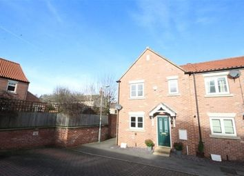 Thumbnail 3 bed semi-detached house to rent in Inglenook Close, South Milford, Leeds