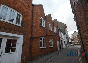 Thumbnail 2 bed flat to rent in Silver Street, Newport Pagnell