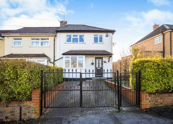 Thumbnail 3 bed terraced house for sale in Southey Avenue, Kingswood, Bristol