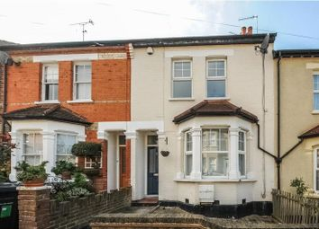 Thumbnail 3 bedroom terraced house to rent in Falkland Road, Barnet