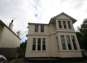 Thumbnail 2 bedroom flat to rent in Cricketfield Road, Torquay