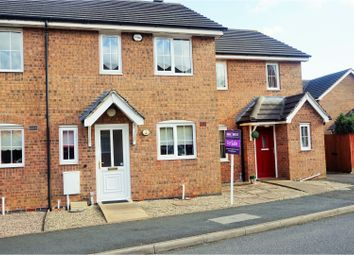 Thumbnail 2 bedroom terraced house for sale in Port Way, Madeley Telford